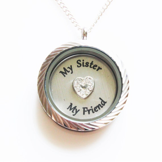 Wedding Gift For Big Sister : Gifts for Sister, Big Sister, Sister Wedding Gift, Sister Necklace ...