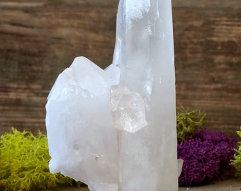 Crystal Quartz Cluster ~ 1224.42