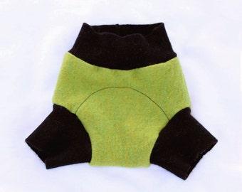Small Wool Shorties
