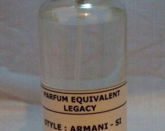 perfume equivalent from 50 ml