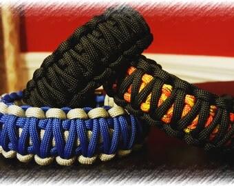 King Cobra Bracelets 550 Paracord