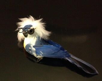 Birdie/Berdie Bernie Sanders Inspired Hair Clip Or Decoration!