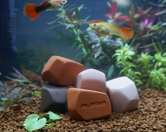 Aquarium Decor, Interior Stone (5 in 1)