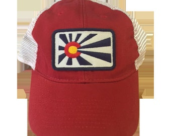 Native303: Red Baseball Hat
