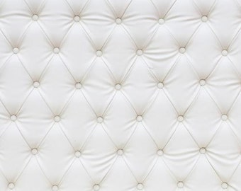 PolyPro Vinyl Photography Backdrop #1359 White Pintuck II---Available in many sizes!
