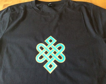 Eternal knot,organic fairtrade