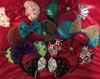 Disney minnie mouse ears