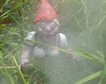 Female Zombie Gnome