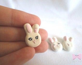 Beautiful Bunny Charm