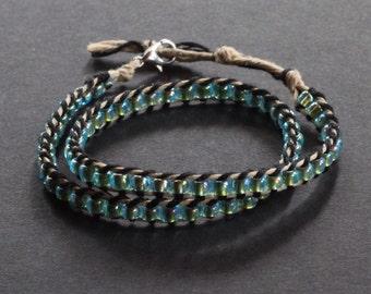 Beaeded Bracelet Wrap