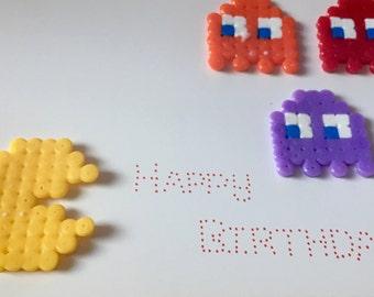 hama bead cards