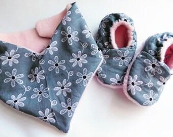 Gray & Pink set