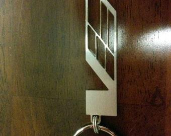 Cadillac CTS-V Keychain