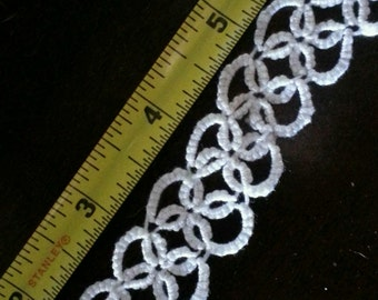 Figure Eight Lace Edging