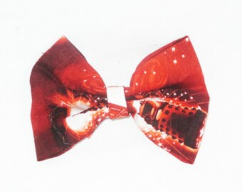Doctor Who Bow