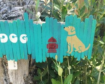 sign guard dog