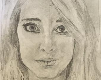 Custom Drawn Portrait(s)