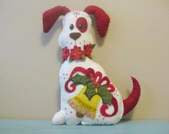 Jingles The Christmas Dog