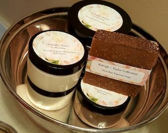 Chocolate Espresso Soap Artisan Soap Organic Soap All Natural Soap