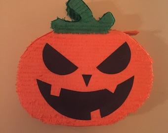 Halloween Jack o' Lantern Pinata