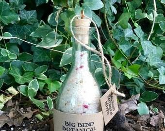 Big Bend Botanical Bath Salts