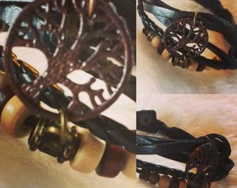 Yggdrasil bracelet