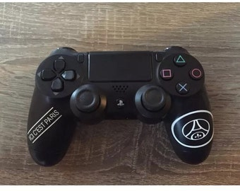 Stickers psg paris saint germain for controller pack ps4 controller controller