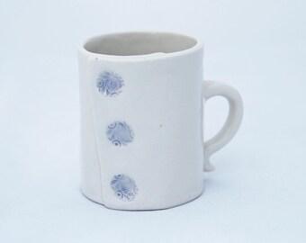 Porcelain Detail Mug
