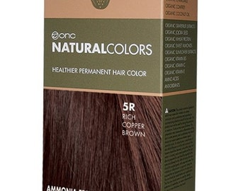 Copper Hair Dye  Etsy