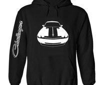 Dodge Challenger  sweatshirt best quality unisex hoodie all colors all sizes Shipping free accept returns