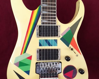 Ibanez Style Electric Guitar