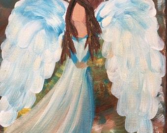 Blue Angel by M.Vass