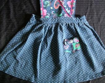 Gymboree Winter Hearts Girl's Dress