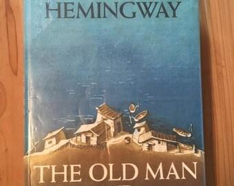 Old Man and Sea Ernest Hemingway (1952)