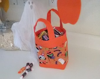 Halloween Trick-Or-Treat Bag - in 3 Sizes