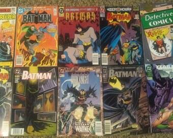 DC Comics, Batman