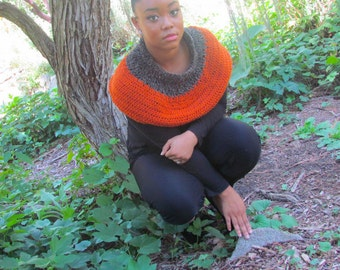 Turtle cowl and hand warmer(can be sold separately)