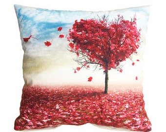 Gergious Tree Pillow Collection