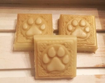 Pet Nose and Paw Lotion Bar