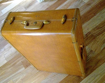 Samsonite 4639 2-Handled RARE Suitcase