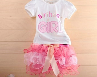 Birthday Girl 2 pc. set