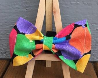 Birthday bow tie, Dog bow tie