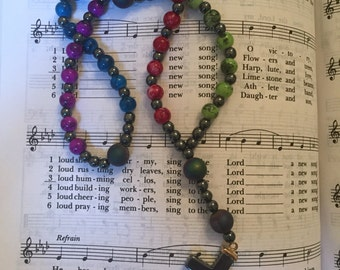 Anglican Rosary (Earth and All Stars)