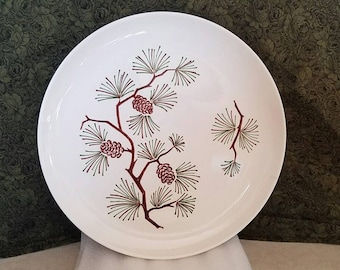 Pinecone Plate