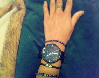 Little lime bracelet