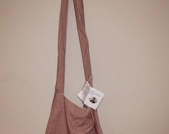 Babaco Market Bag (checkeredprint)