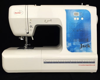 Austin AS7000 Jack Computerised New Sewing Machine with Accessories and *FREE UK delivery