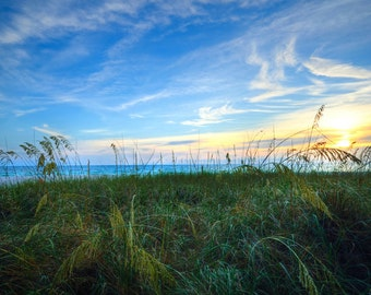 Anna Maria Island, Gulf of Mexico Florida Beach Sunset - Instant Hi-Res Download