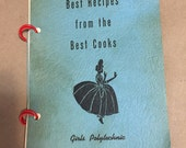 Best Recipes from the Best Cooks by Girls Polytechnic Alumnae
