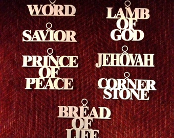 Names of Jesus: Set Three